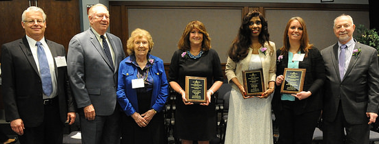 Kendall Award Winners