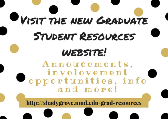grad resources flyer