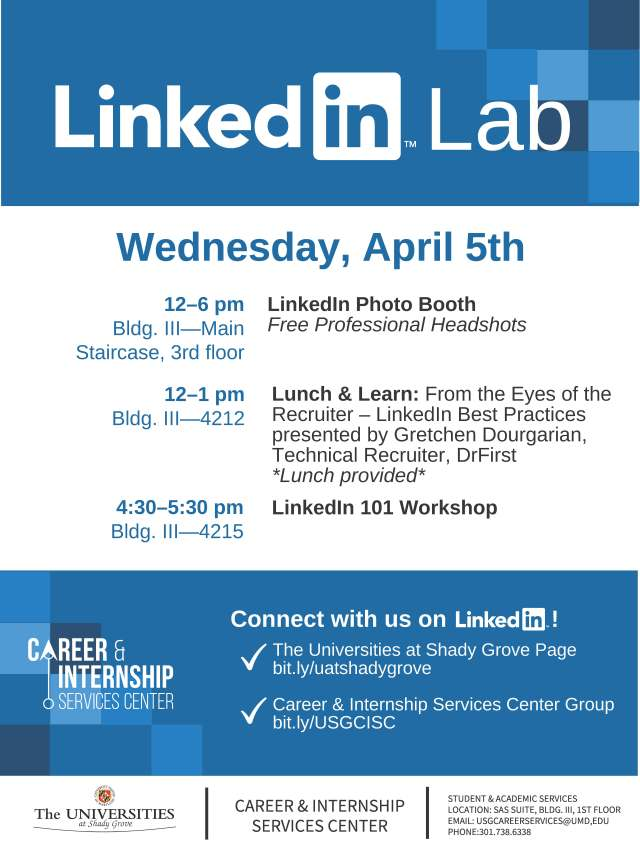 LinkedIn Lab-for PDs