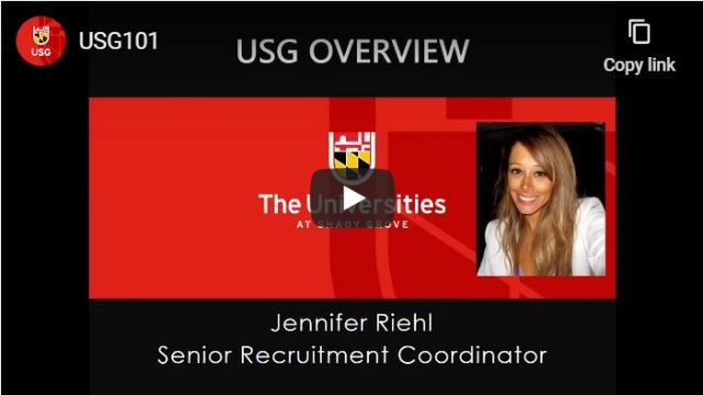 USG 101 Video ScreenShot